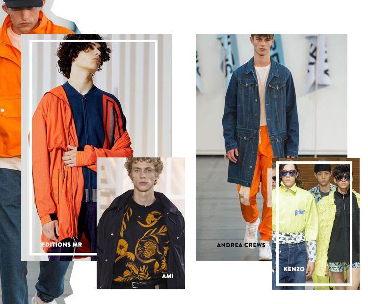 Tendances de mode homme t 2017 d cryptage et s lections l 39 exception magazine - Style vestimentaire homme 2017 ...
