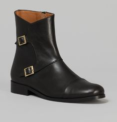 Mister Thomas Ankle Boots