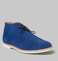 Le Baroudeur Shoes