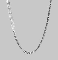 Torsade Long Necklace