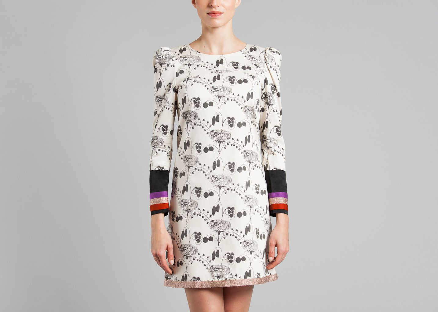 Robe Floral - Erotokritos