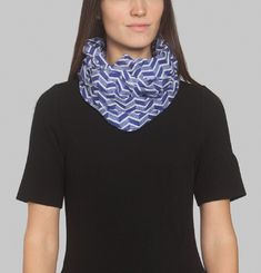 Stripe Snood