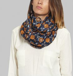 Flower Snood
