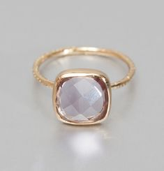 Lelie Ring