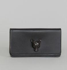 Panther Head Purse