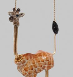Girafe Necklace