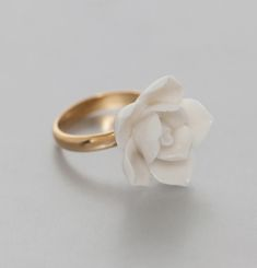Mini Flower Ring