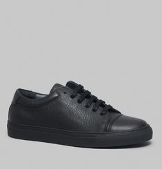 Edition 3 All Over Black Trainers