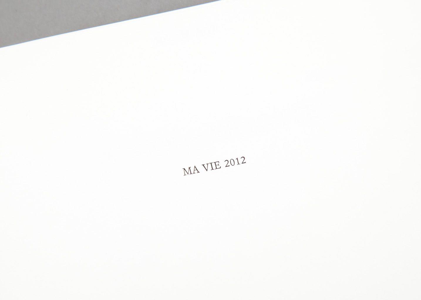 Agenda Astier de Villatte 2012 - 0fr.