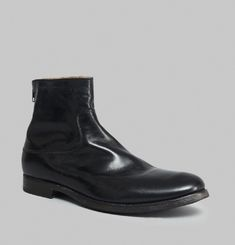 Sherling Western Boots
