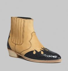 Bottines Smith