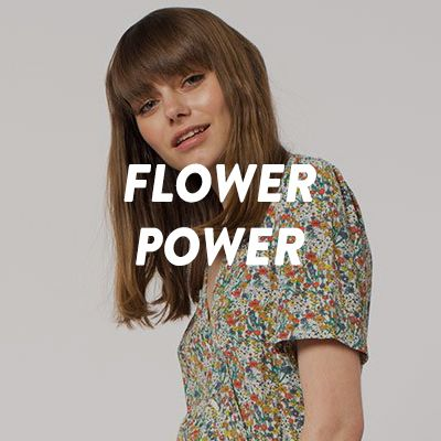Flower Power Women