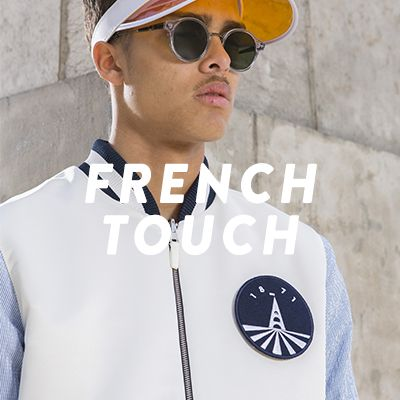 Adopt the French Touch