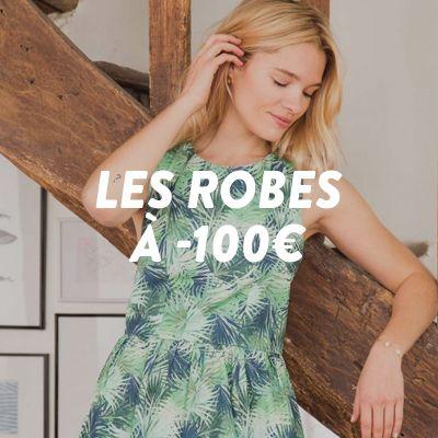 Les robes à moins de 100€