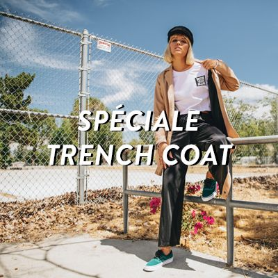 Speciale Trench Coat