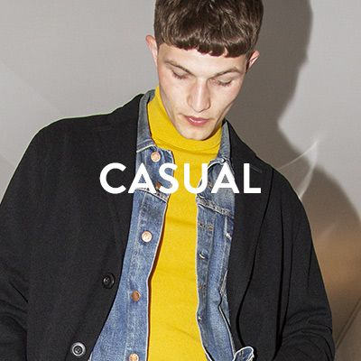 Enjoy the best casual pieces of clothing