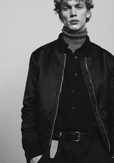 Lookbook AMI Alexandre Mattiussi