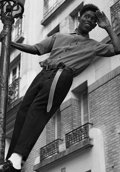 AMI Paris photo lookbook 6