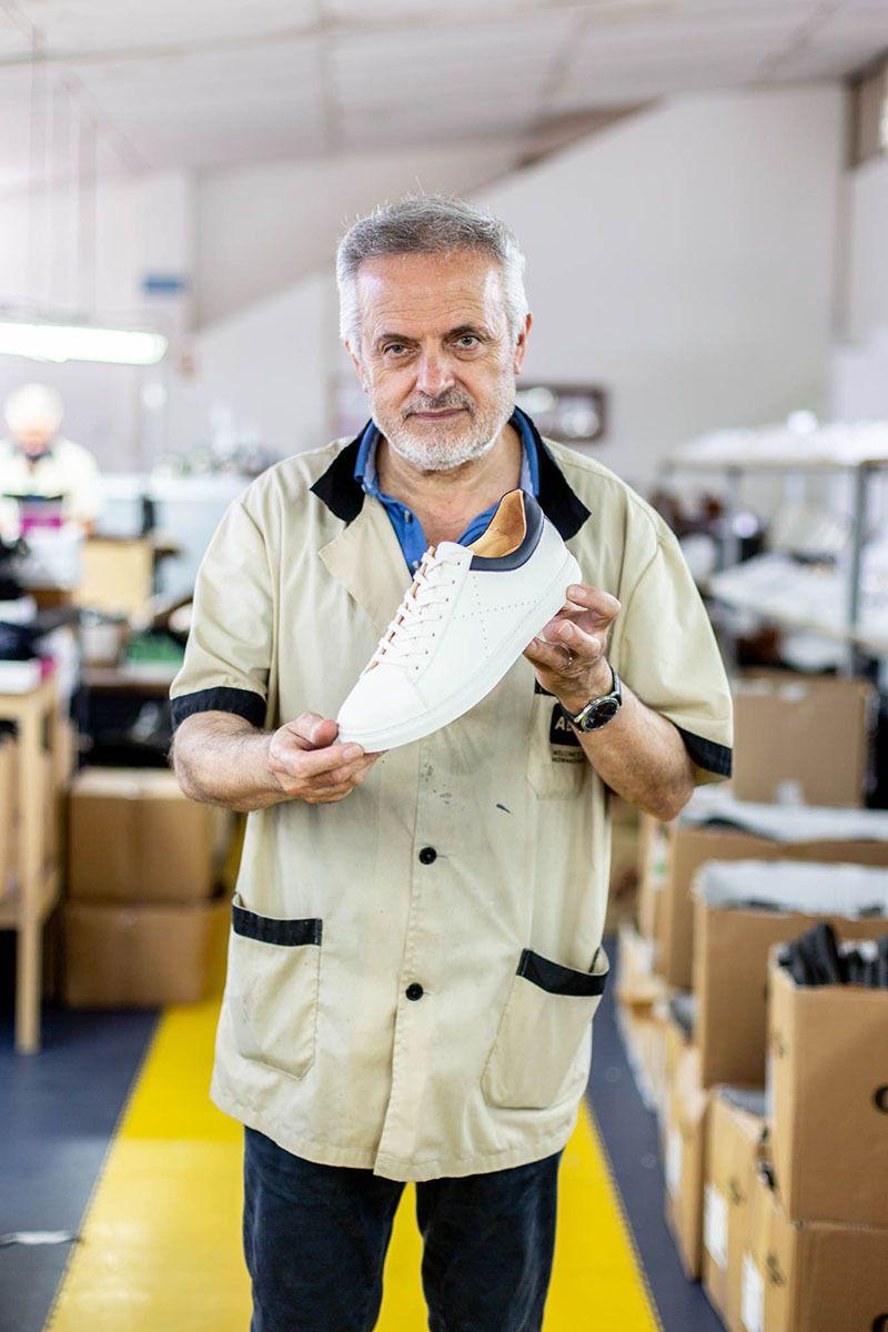 Sneakers éco-responsables - L'Exception Paris
