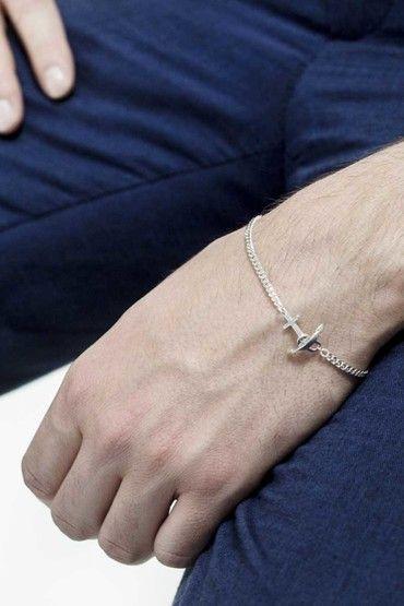 Bracelet Anchor - Saskia Diez