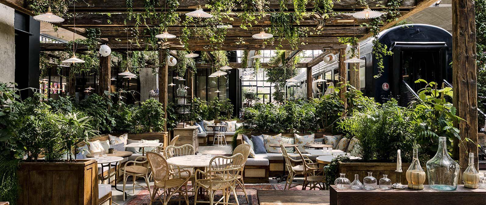 Notre sélection de terrasses parisiennes