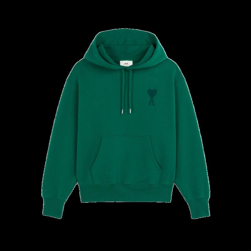 Sweatshirt à capuche Ami de cœur - AMI Paris