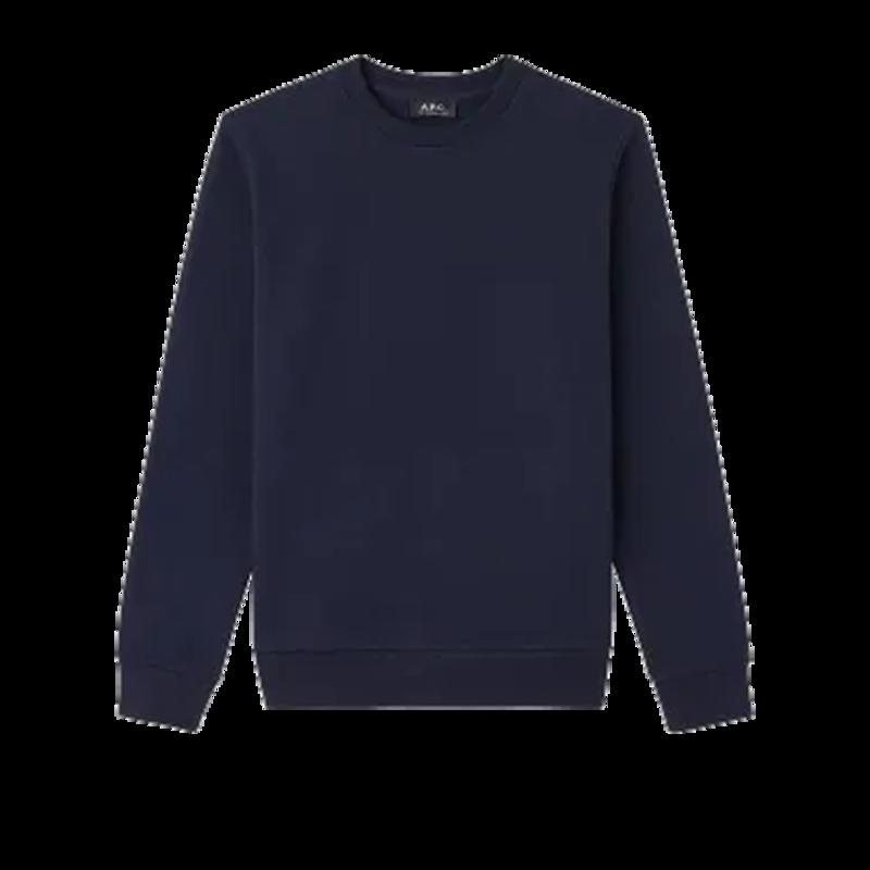 Sweatshirt en coton et cachemire Capitol - A.P.C.
