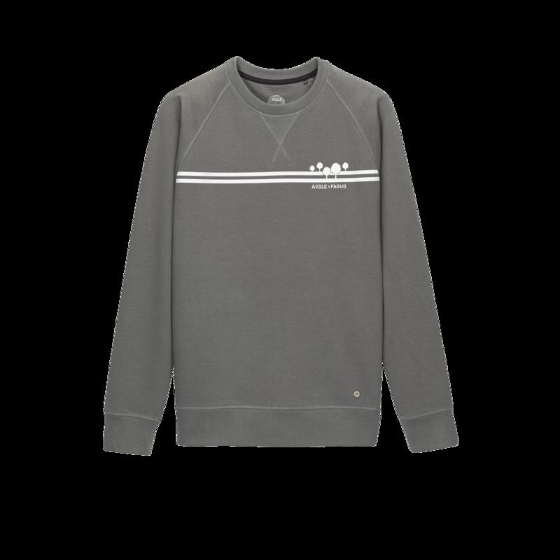 Sweatshirt recyclé mixte - Aigle