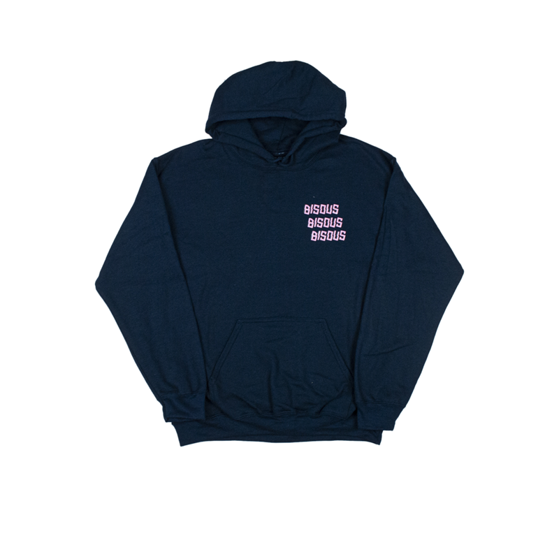 Hoodie Bisous - Bisous Skateboards