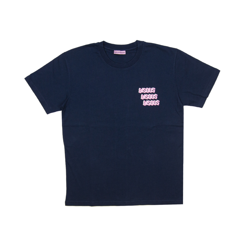 T-shirt bisous - Bisous Skateboards