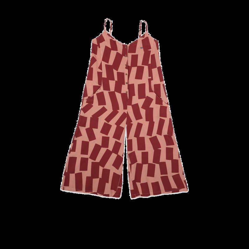 Combinaison motif rectangles sans manche - Bobo Choses