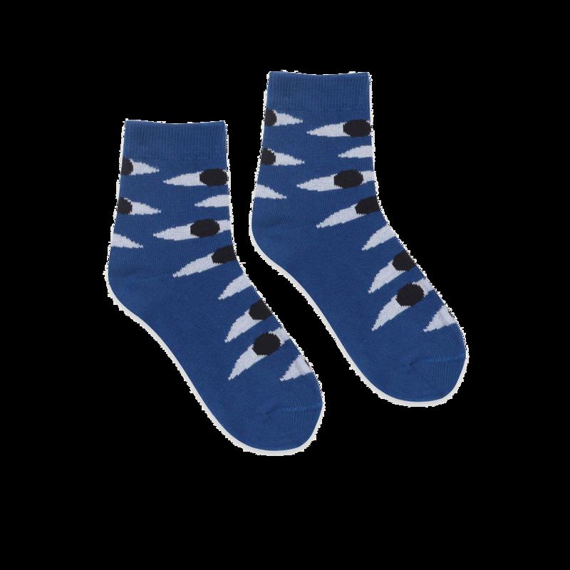 Chaussettes motif yeux  - Bobo Choses