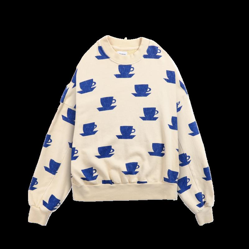 Sweatshirt tasse à café - Bobo Choses