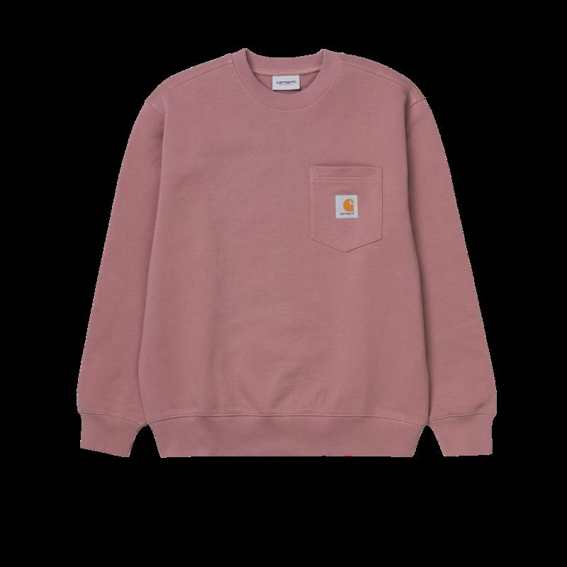 Sweatshirt poche en coton  - Carhartt WIP