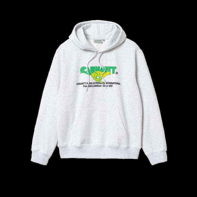 Hoodie logotypé Runner - Carhartt WIP