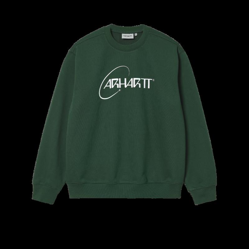 Sweatshirt imprimé Orbit - Carhartt WIP