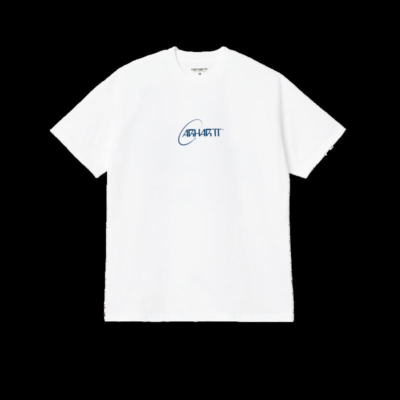 T-shirt imprimé en coton bio Orbit - Carhartt WIP
