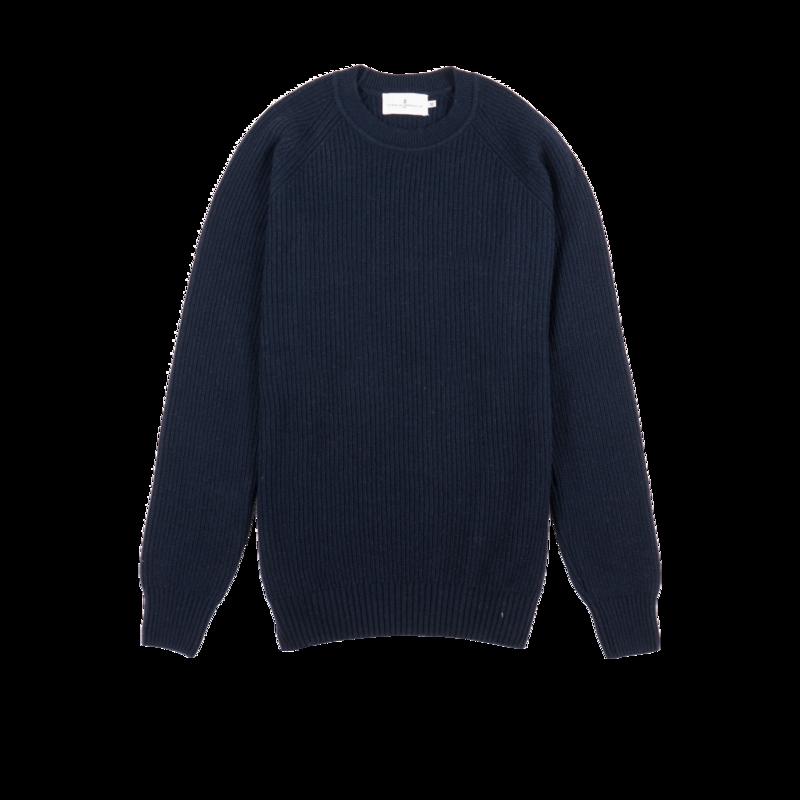 Pull Klyde laine recylée - Cuisse de Grenouille