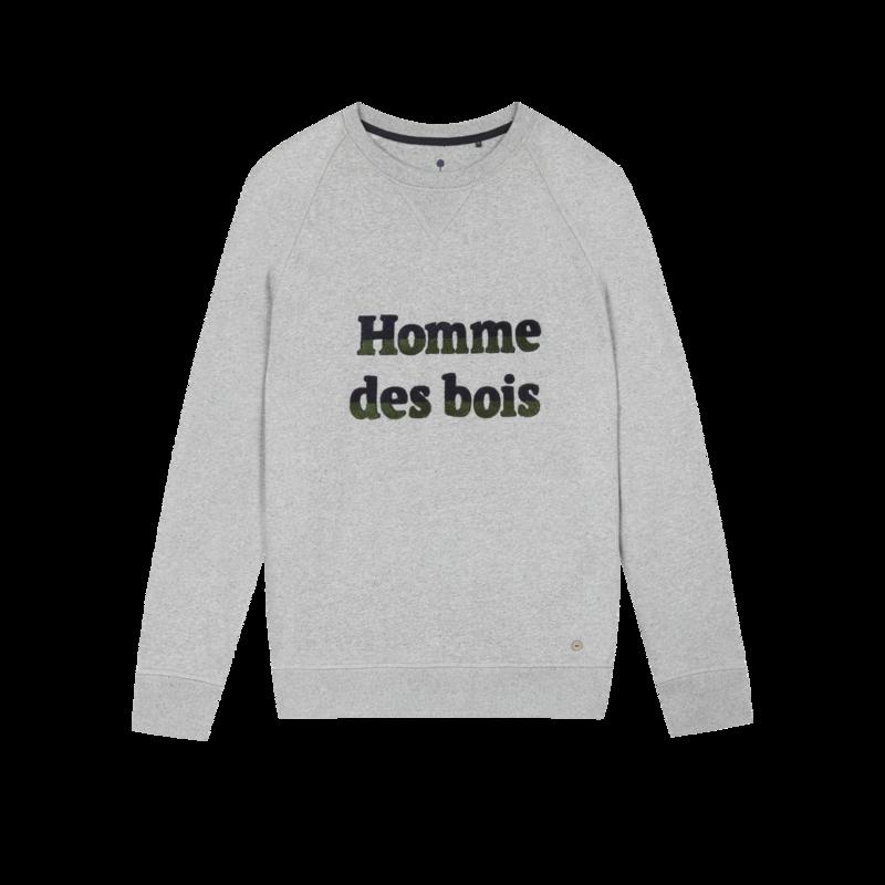 Sweat Darney Homme Des Bois - Faguo