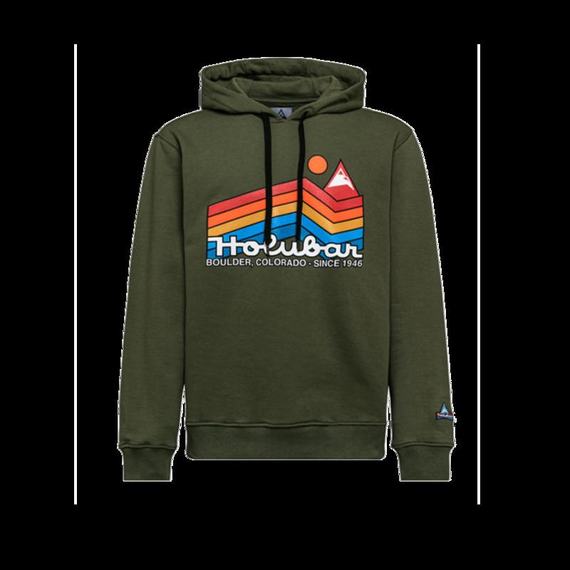 Hoodie JJ20 Rainbow - Holubar