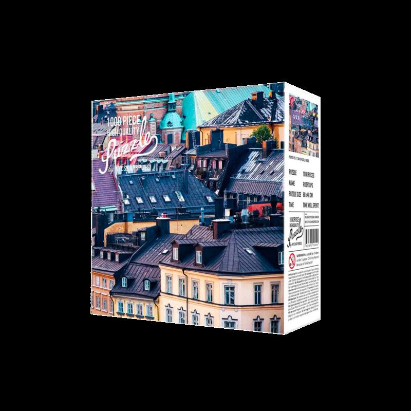 Puzzle toits parisiens  - Hygge Games