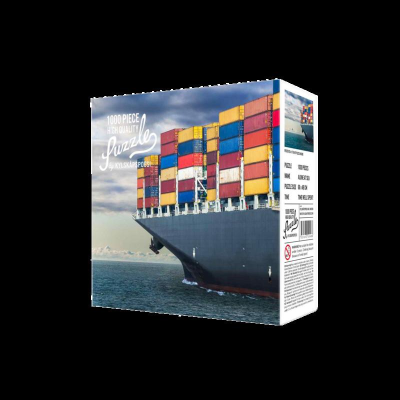 Puzzle Alone at Sea - Hygge Games