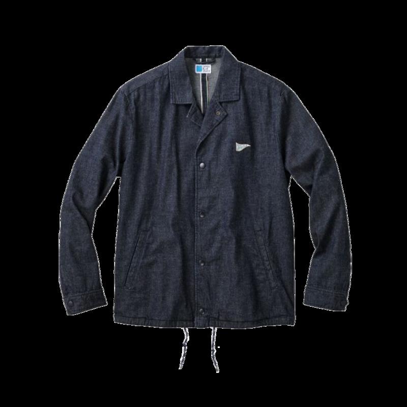 Veste Coach denim 8oz - Japan Blue Jeans