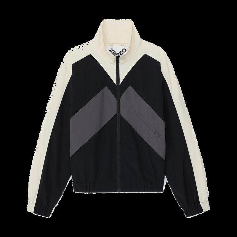 Blouson coupe-vent tricolore Kenzo Sport - Kenzo