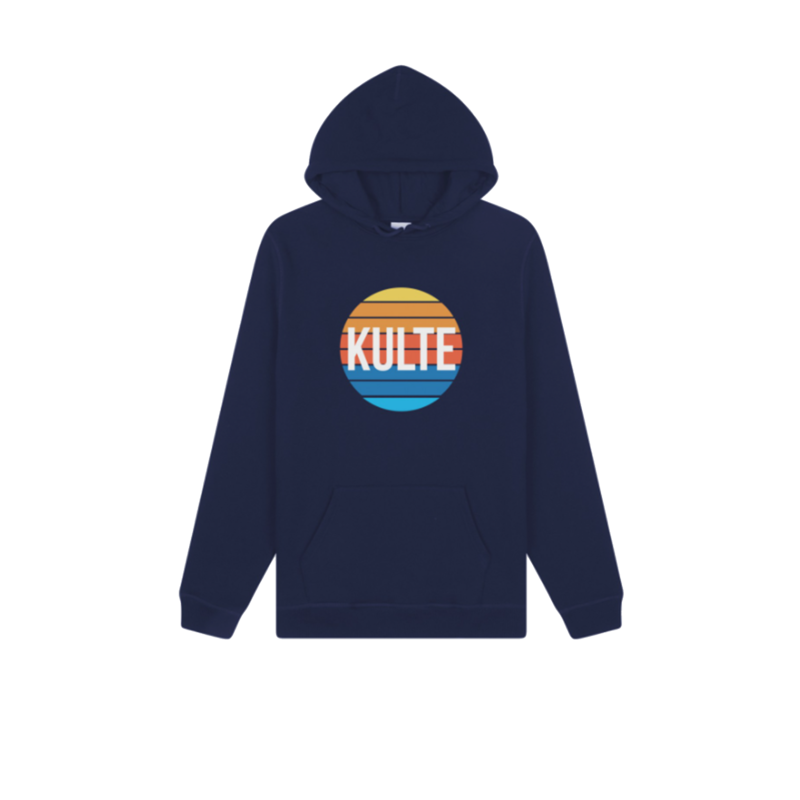 Sweatshirt à capuche Sundisc - Kulte