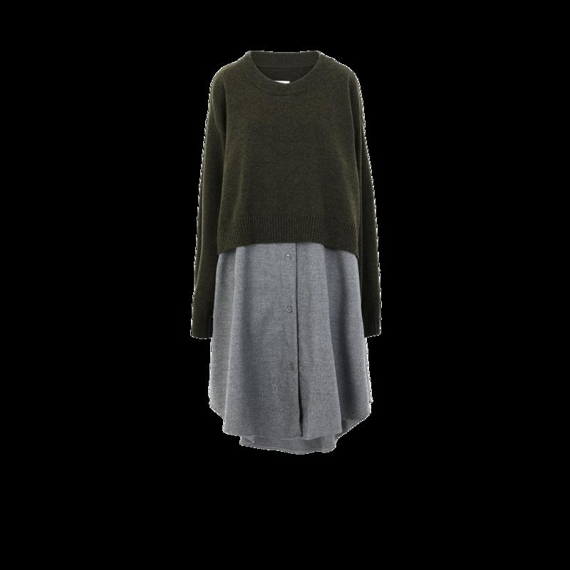 Robe et pull intégré - MM6 Maison Margiela