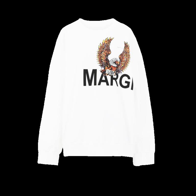 Sweat-shirt Aigle - MM6 Maison Margiela