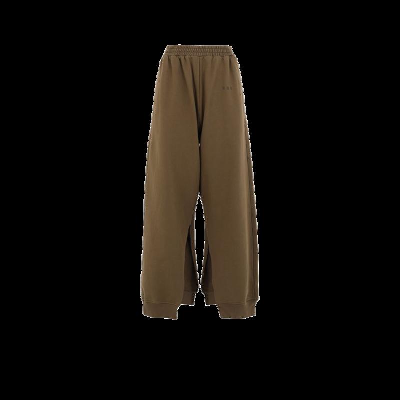 Split-Sweatpants - MM6 Maison Margiela