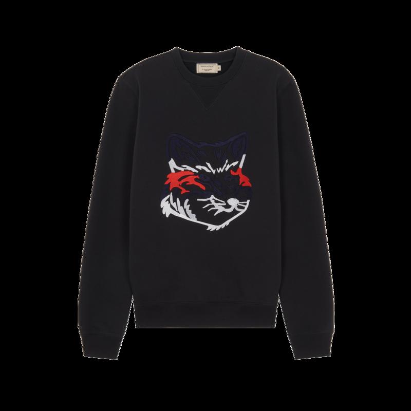 Sweatshirt brodé Big Fox - Maison Kitsuné