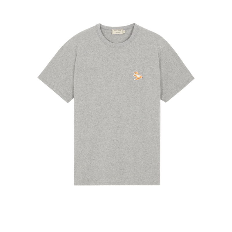 T-shirt classique Chillax Fox Patch  - Maison Kitsuné